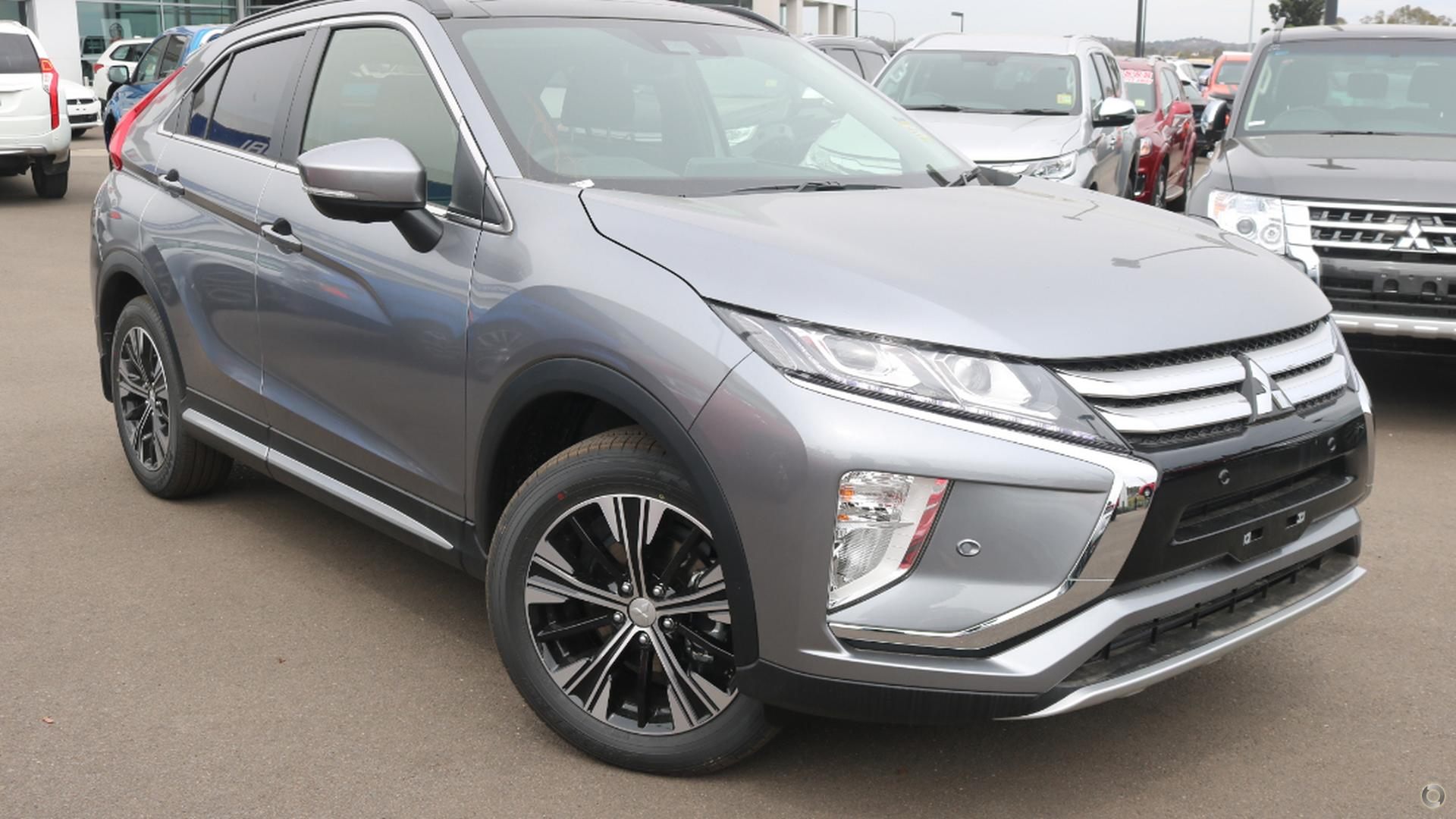 2018 Mitsubishi Eclipse Cross Exceed