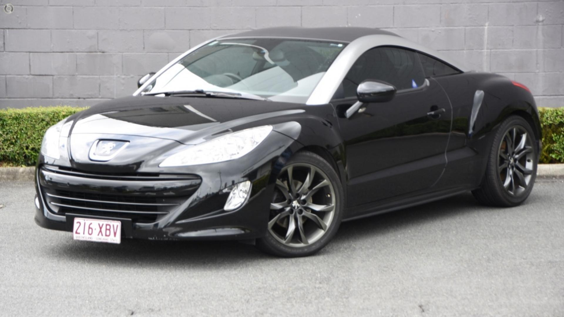 2010 Peugeot Rcz  (No Series)