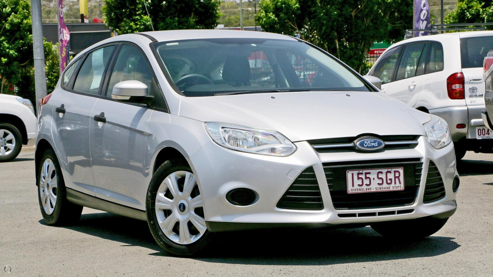 2012 Ford Focus Ambiente LW