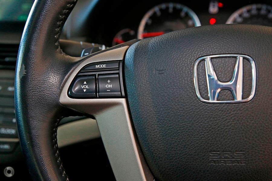 2009 Honda Accord VTi-L 8th Gen