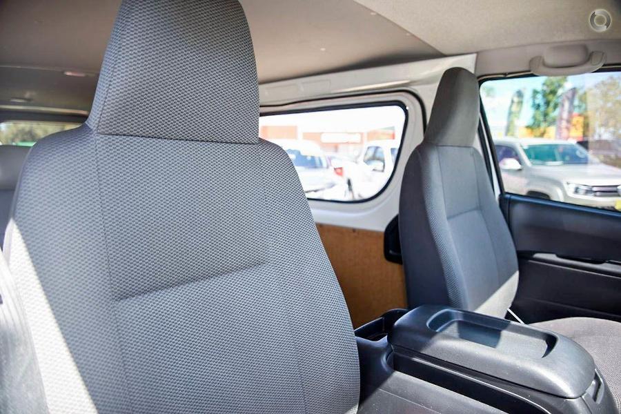2014 Toyota Hiace  TRH201R