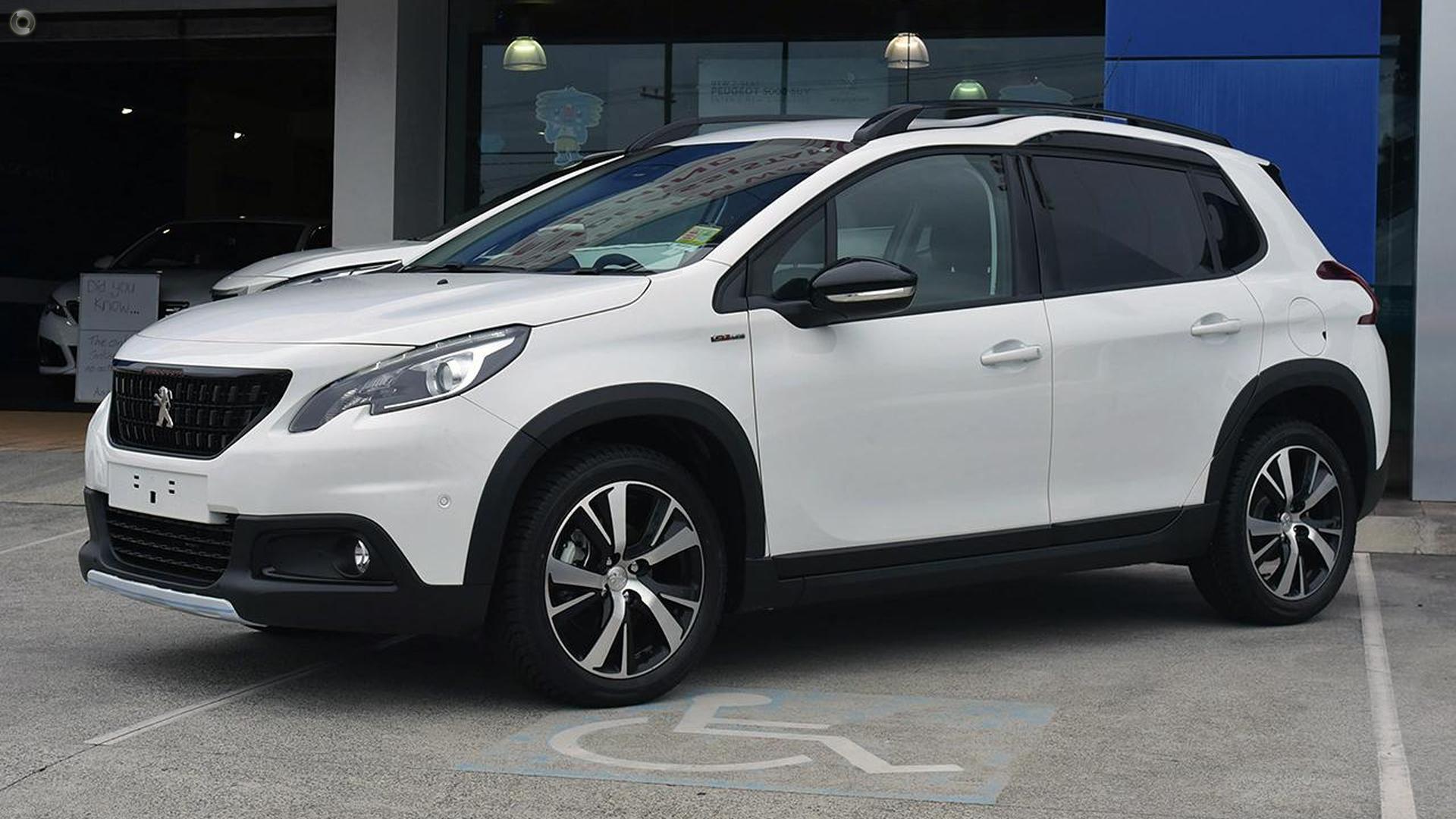 2017 Peugeot 2008 A94