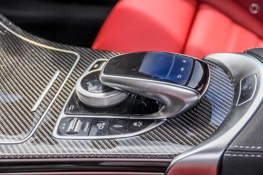 2016 Mercedes-Benz C 43 Sedan