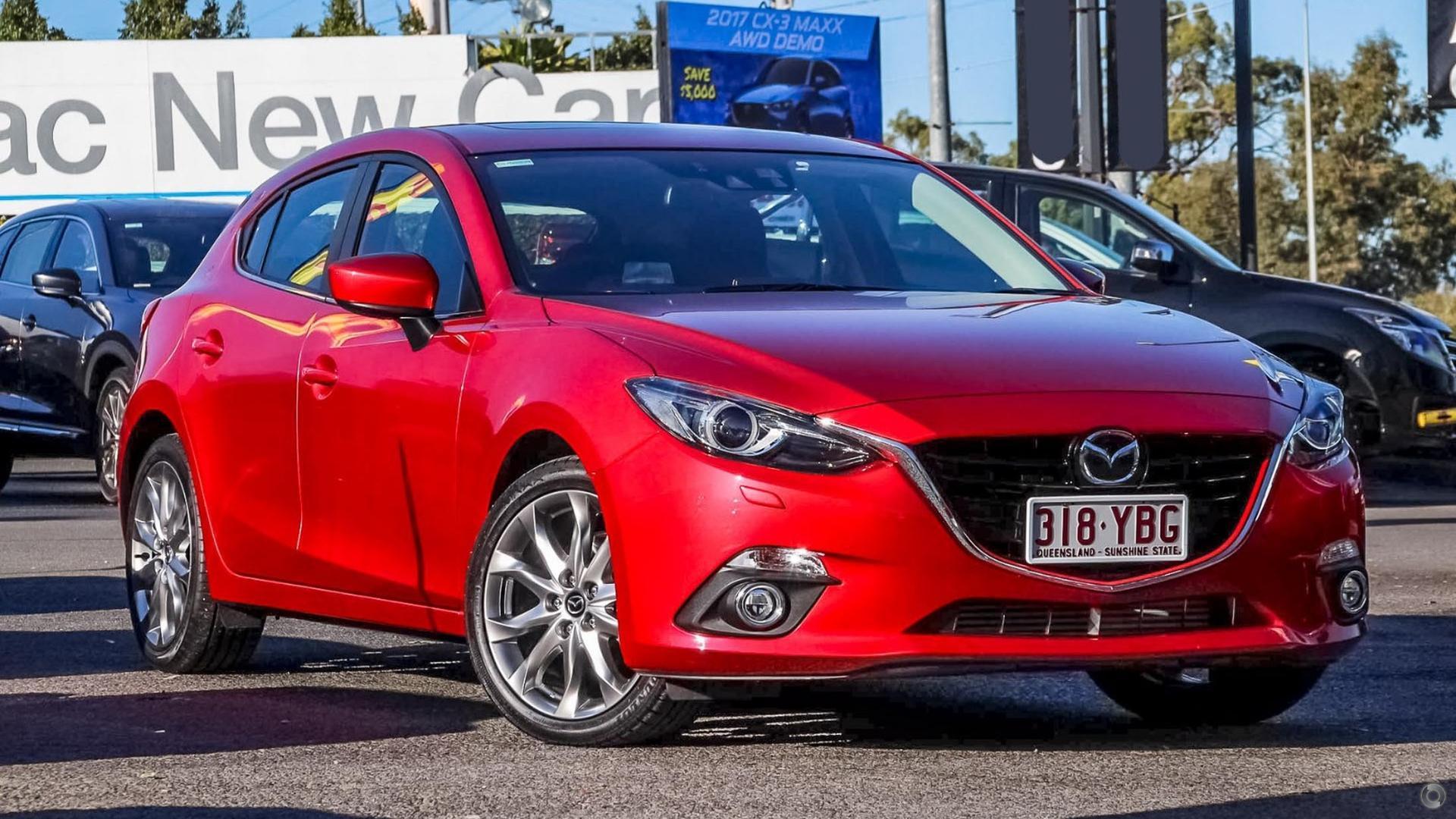 2016 Mazda 3 Xd Astina