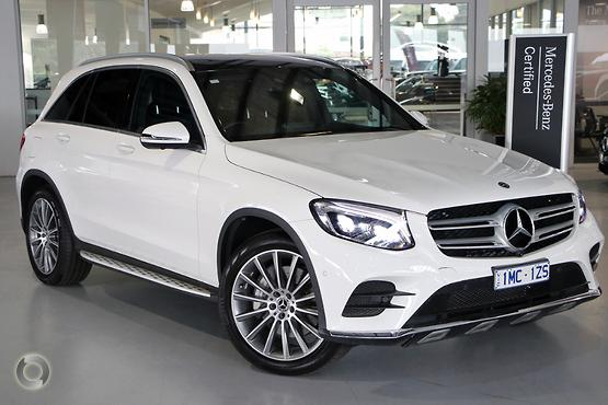 2017 Mercedes-Benz <br>GLC 220