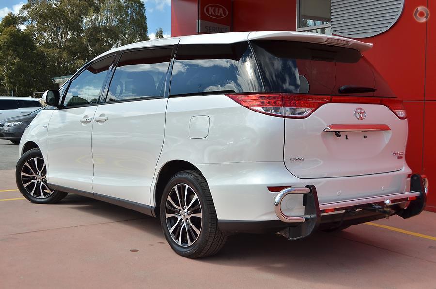 2012 Toyota Tarago Ultima GSR50R