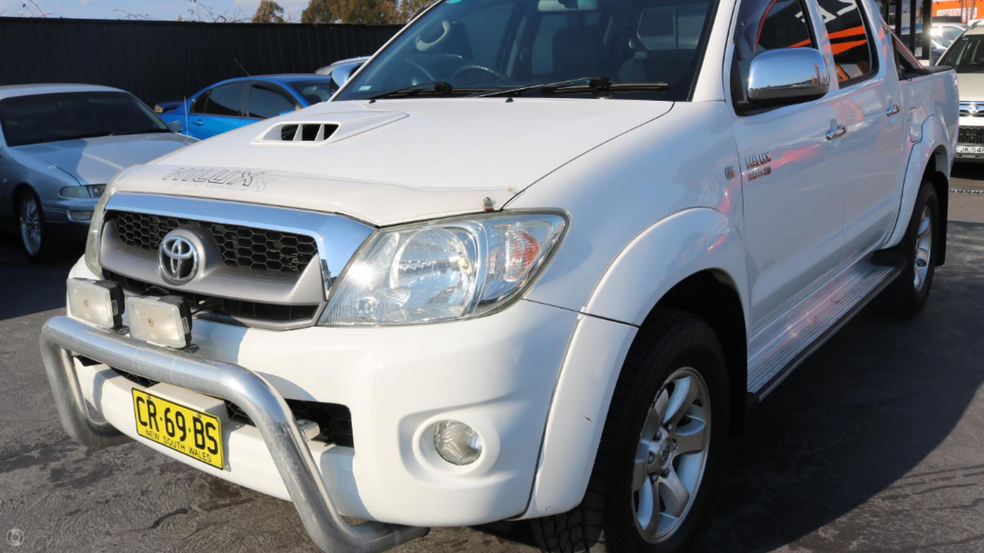 2009 Toyota Hilux SR5 KUN26R