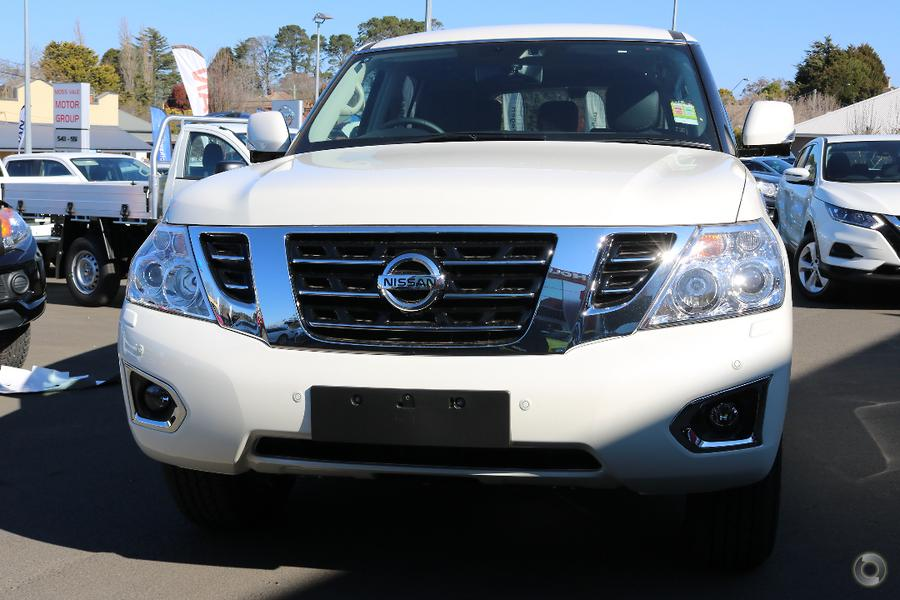 2018 Nissan Patrol Ti L Y62 Series 4 Wakeling Automotive