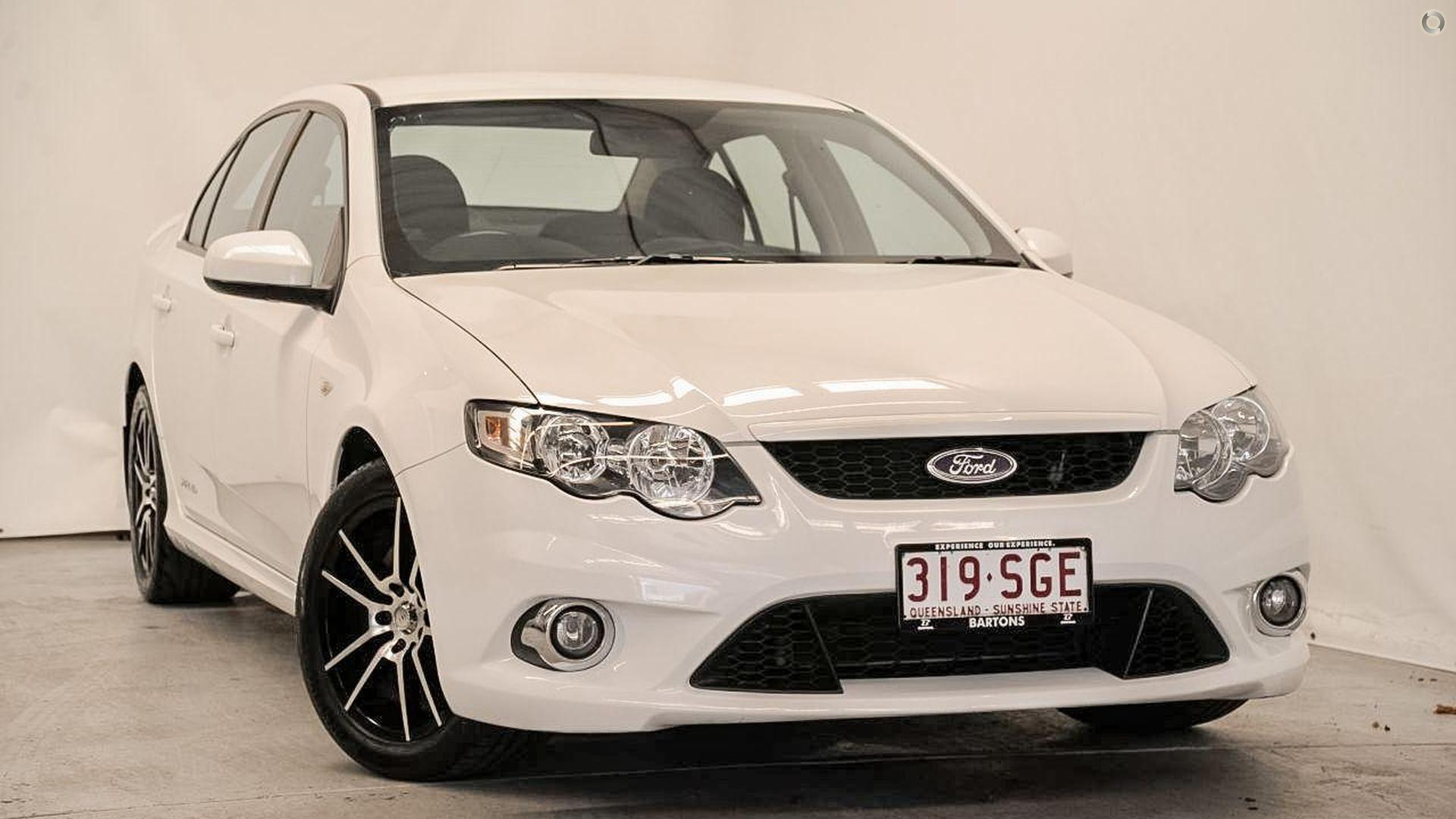 2011 Ford Falcon Xr6