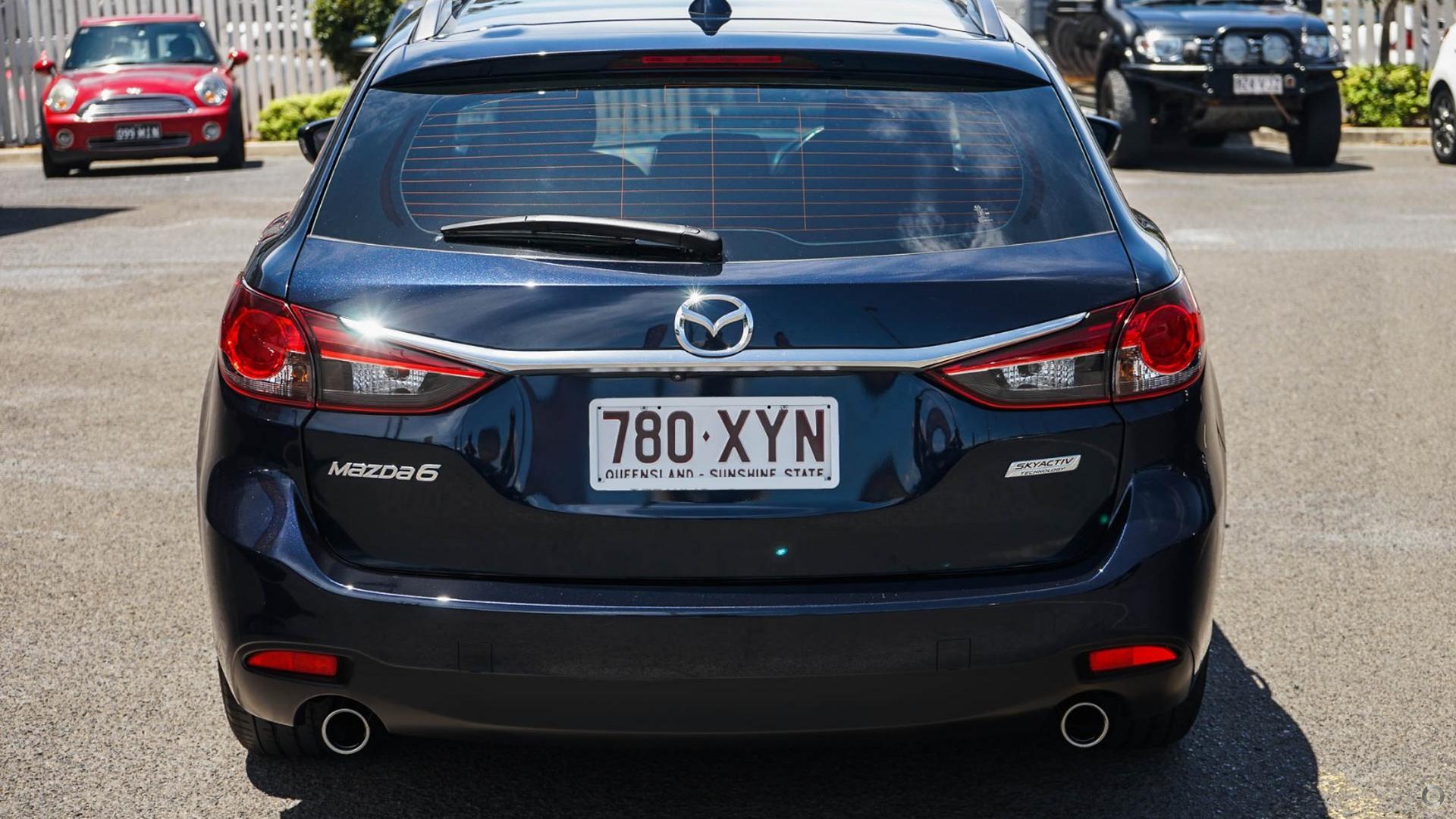 2014 Mazda 6 Sport Gj Oldmac Mazda