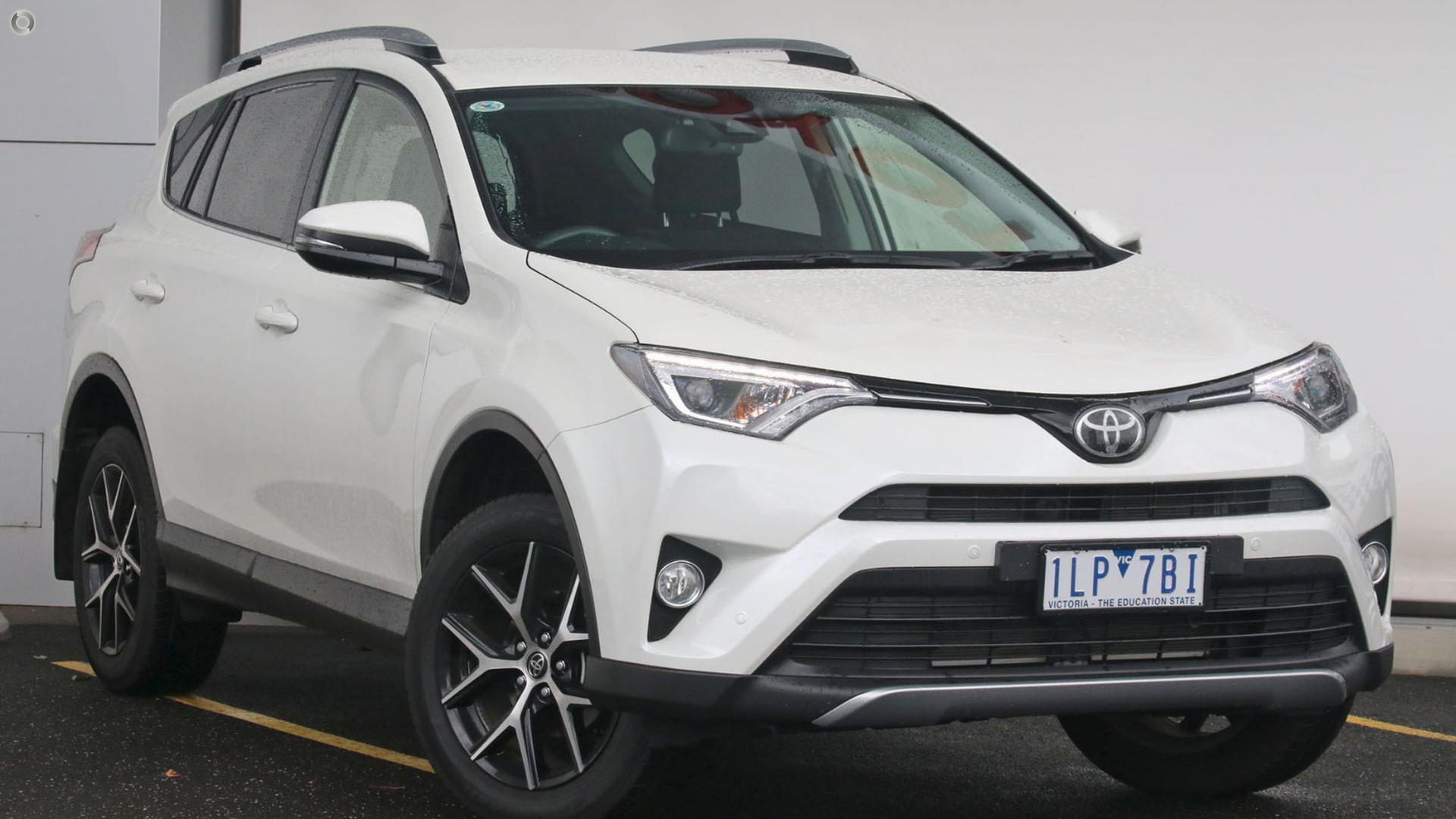 2017 Toyota Rav4 Gxl