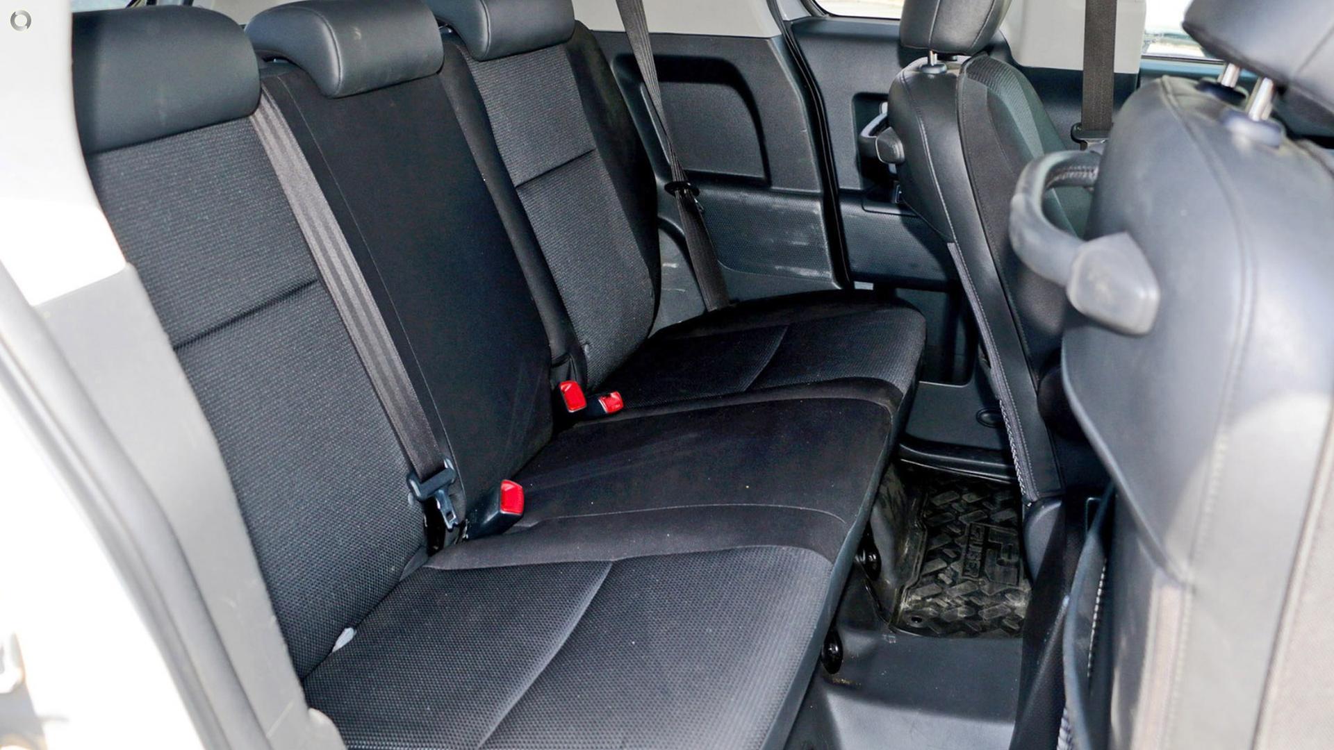 2014 Toyota Fj Cruiser  GSJ15R