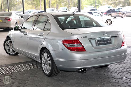 2008 Mercedes-Benz C 200 KOMPRESSOR