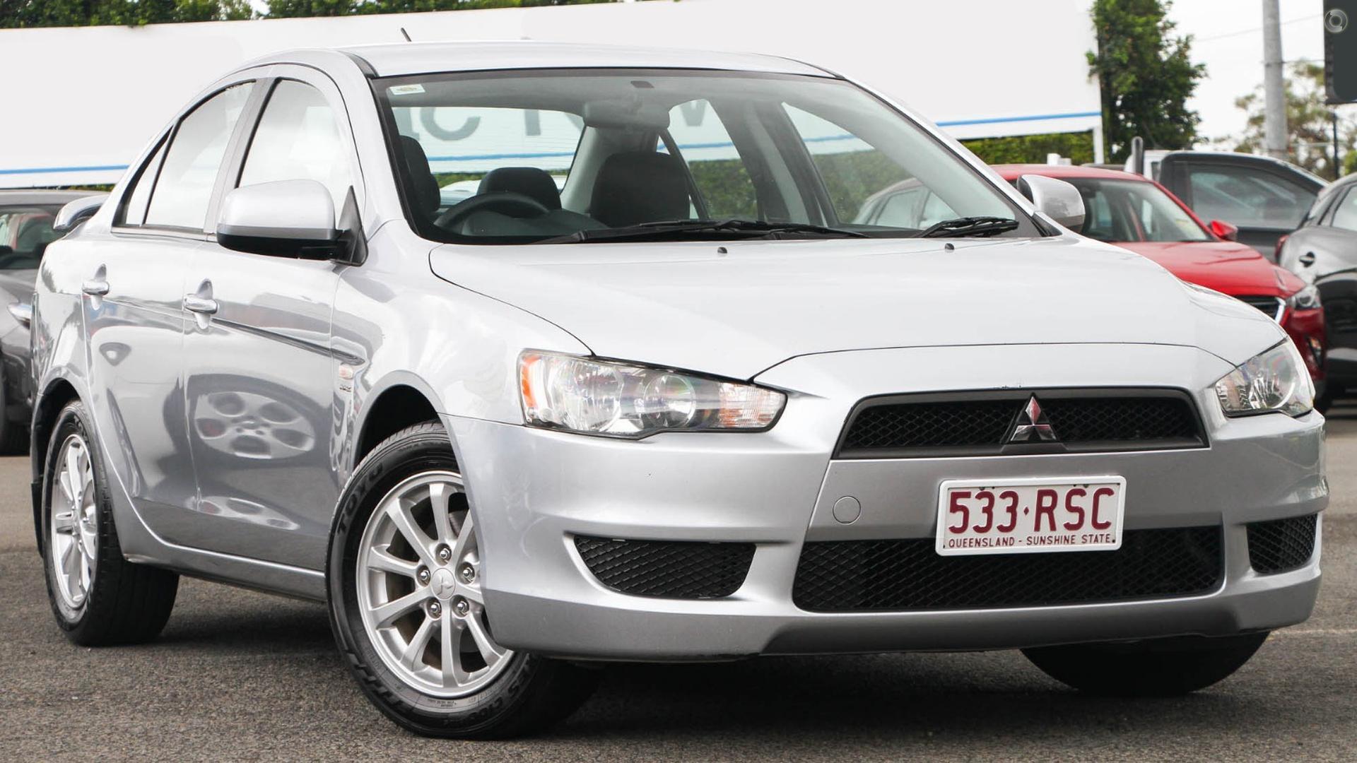 2011 Mitsubishi Lancer Sx