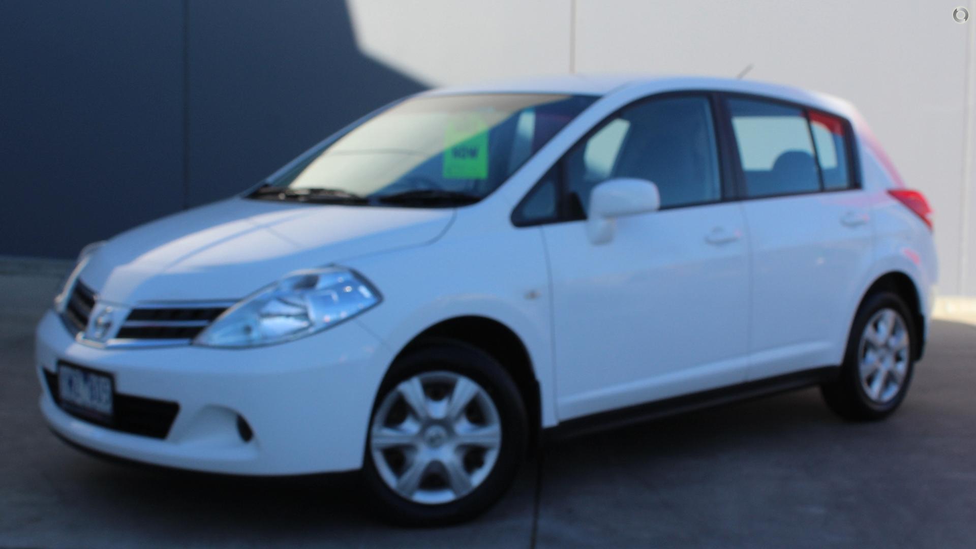 2011 Nissan Tiida C11 S3