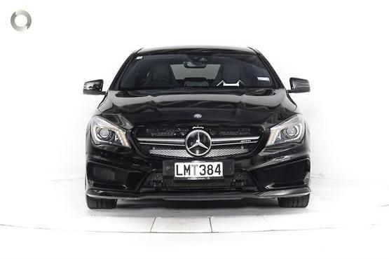 2016 Mercedes-AMG CLA 45