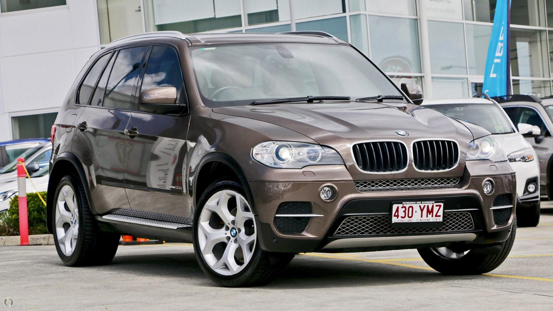 2011 BMW X5 xDrive30d E70