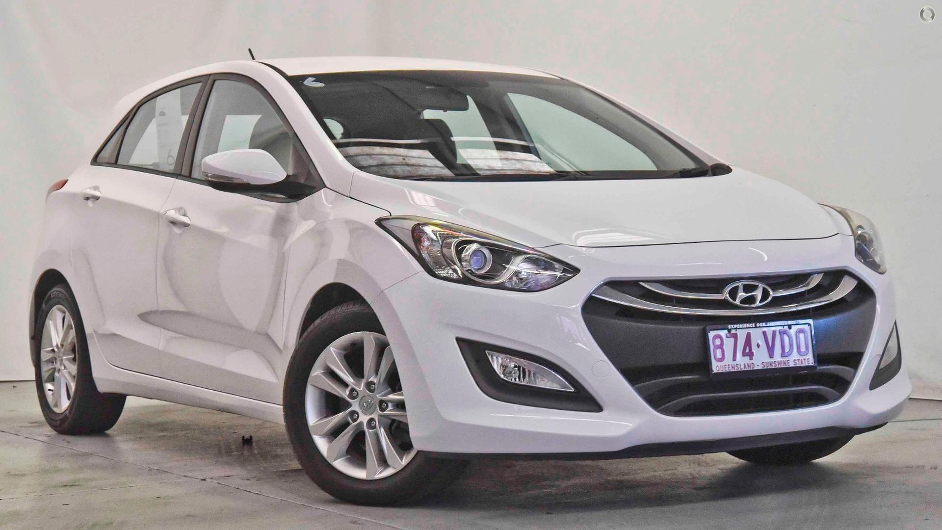 2014 Hyundai I30 Se