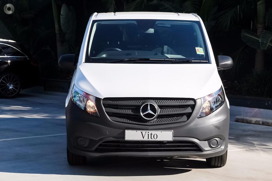2017 Mercedes-Benz VITO Van