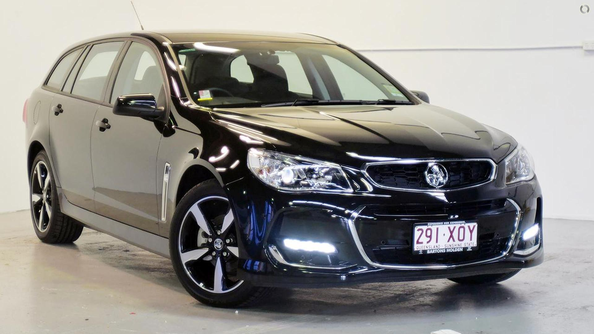 2017 Holden Commodore Sv6
