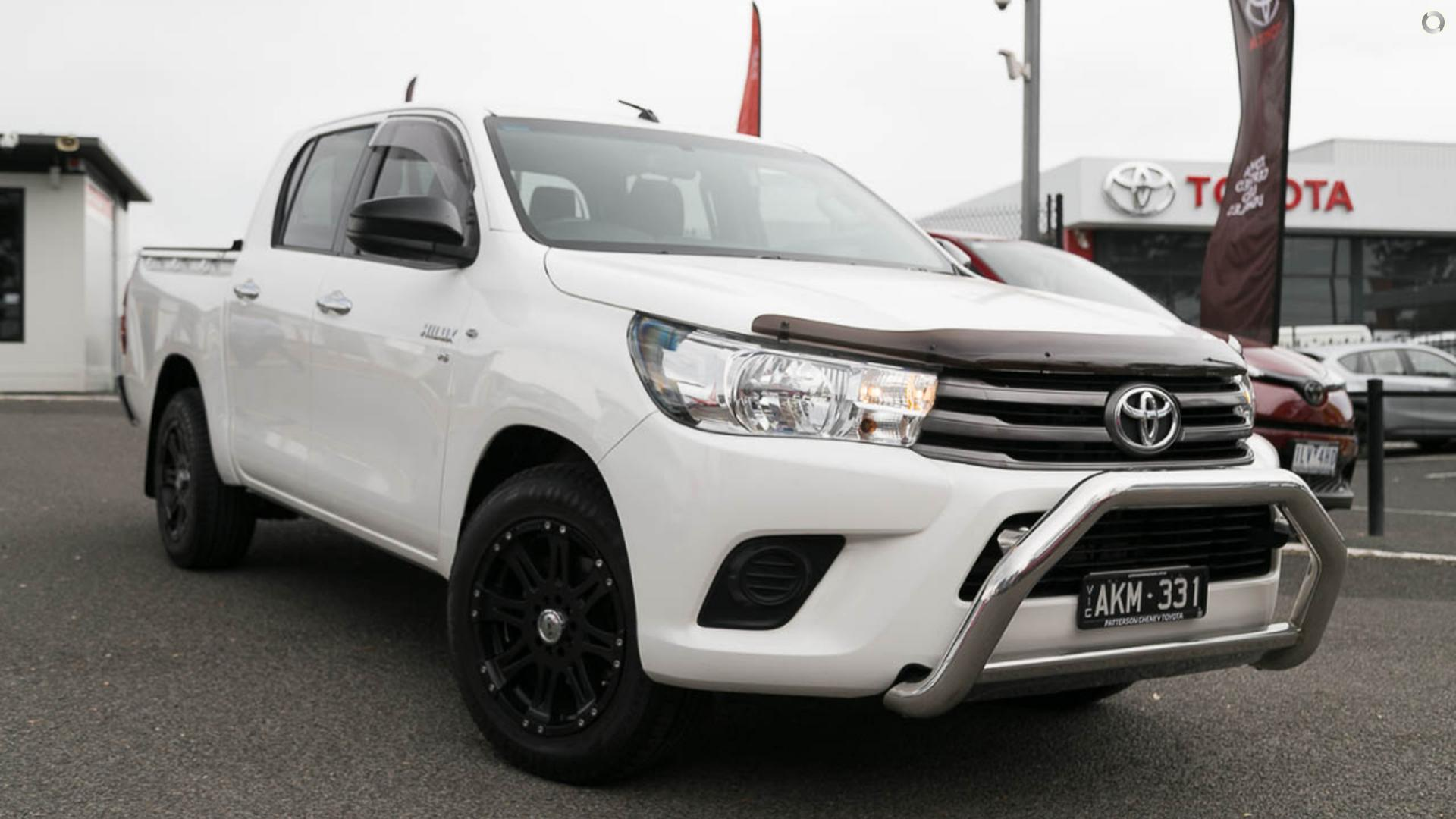 2015 Toyota Hilux GGN120R