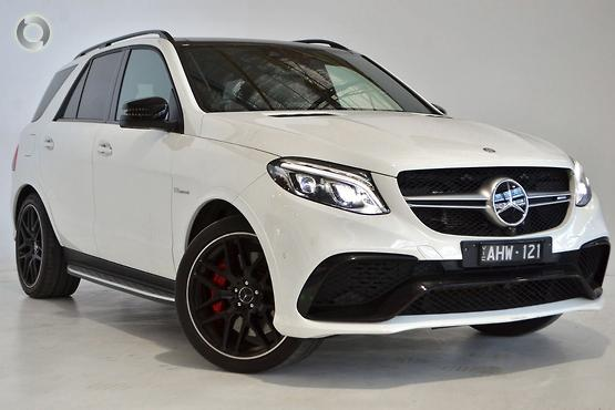 2015 Mercedes-Benz <br>GLE 63