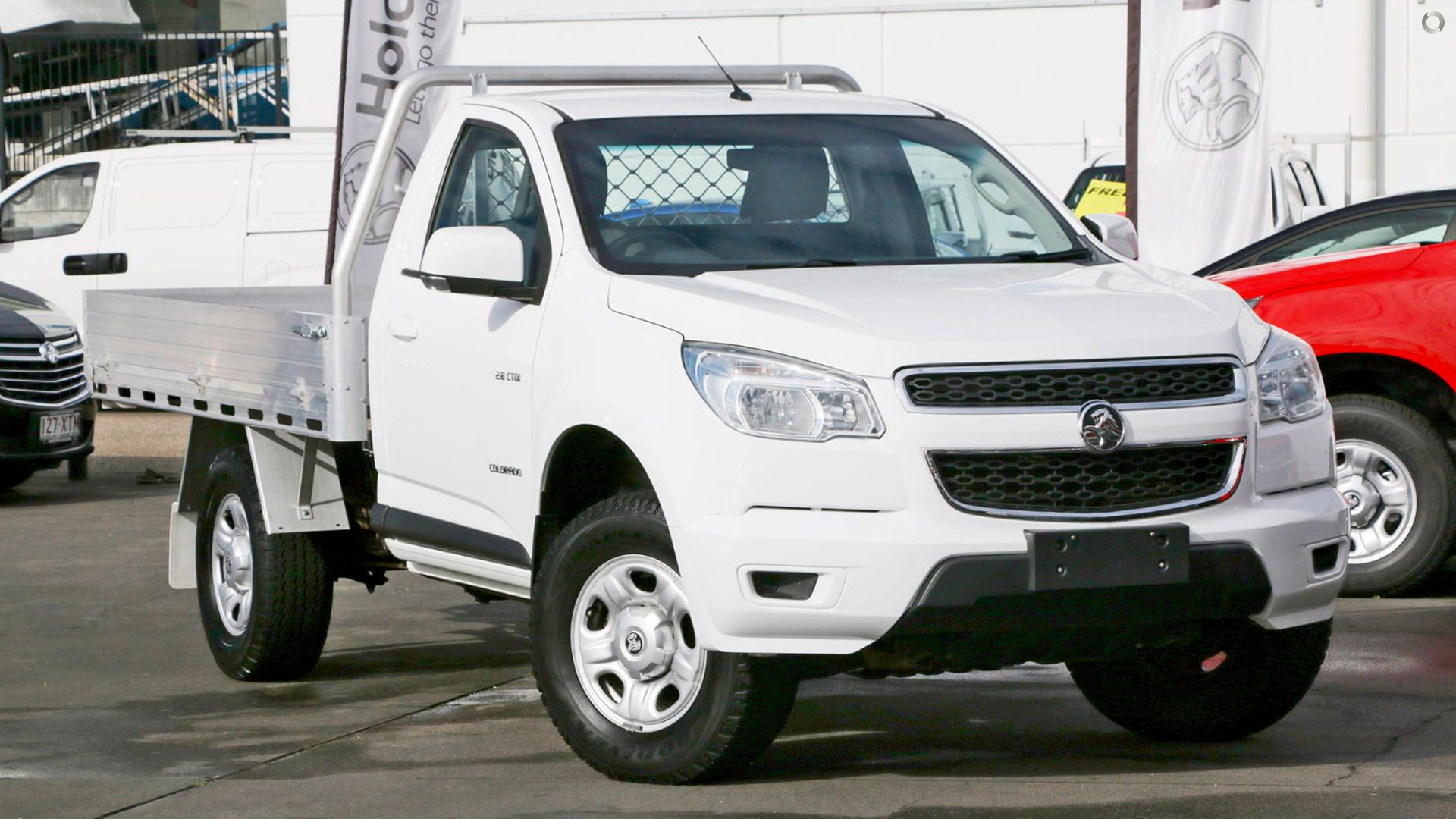 2013 Holden Colorado Lx