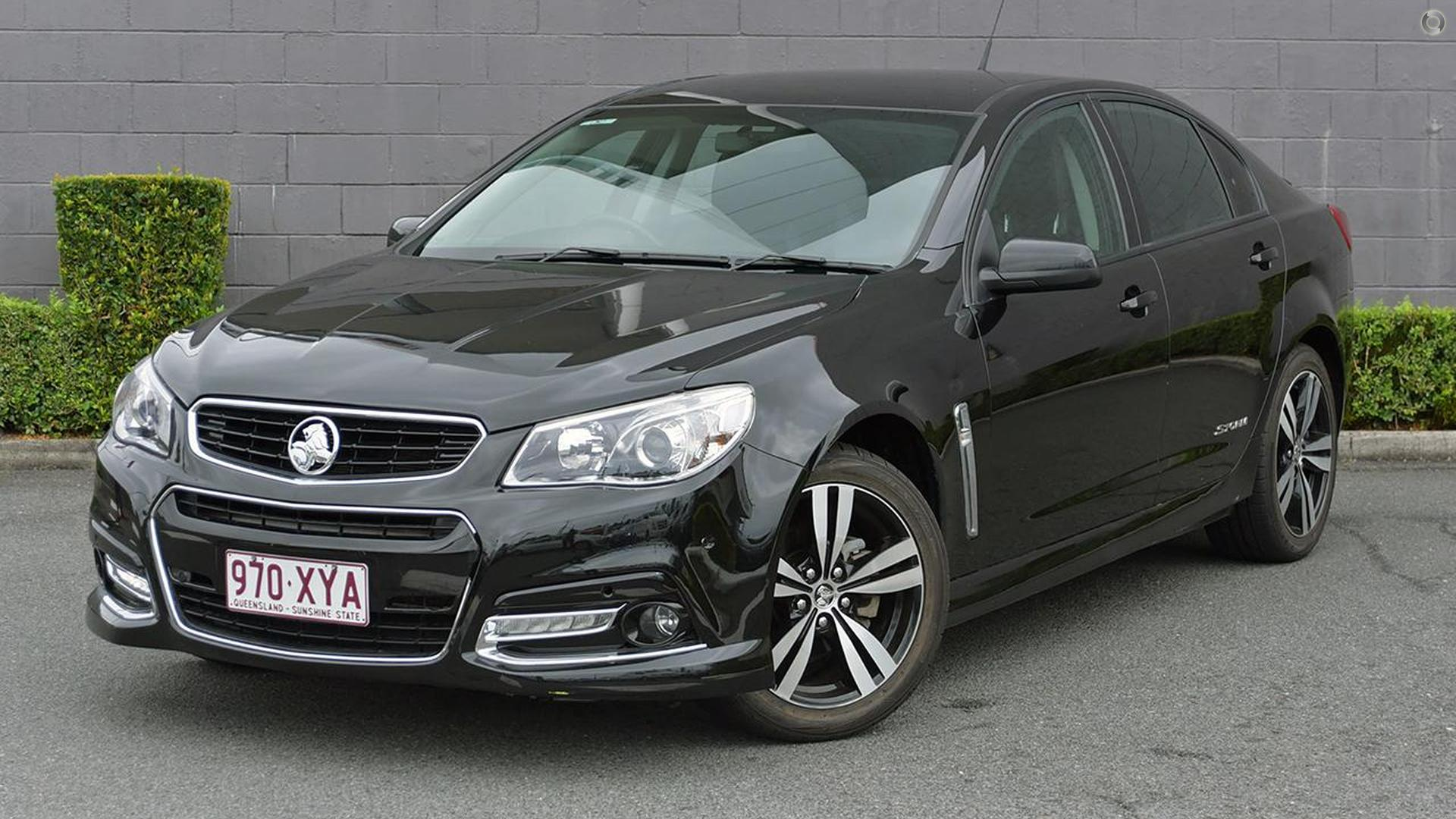2015 Holden Commodore SV6 Storm VF