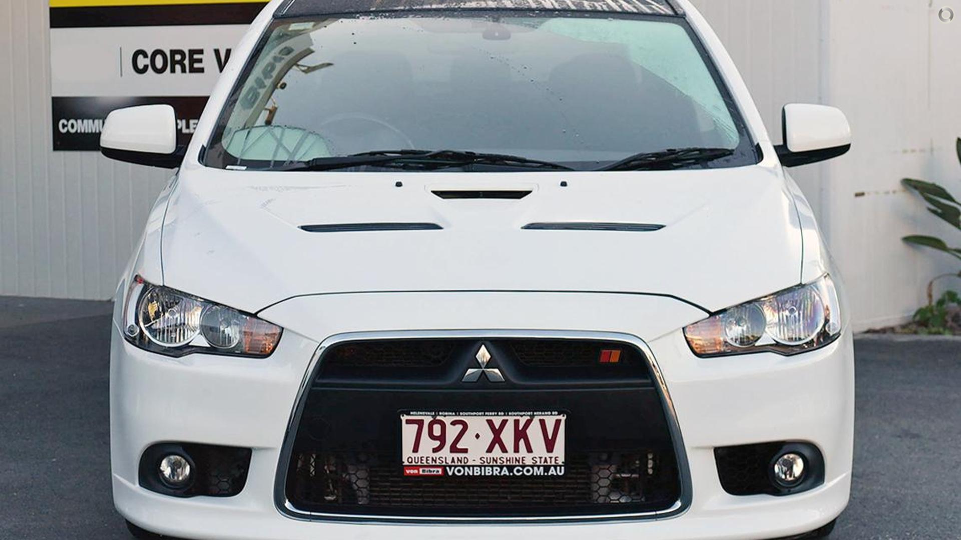 2012 Mitsubishi Lancer CJ