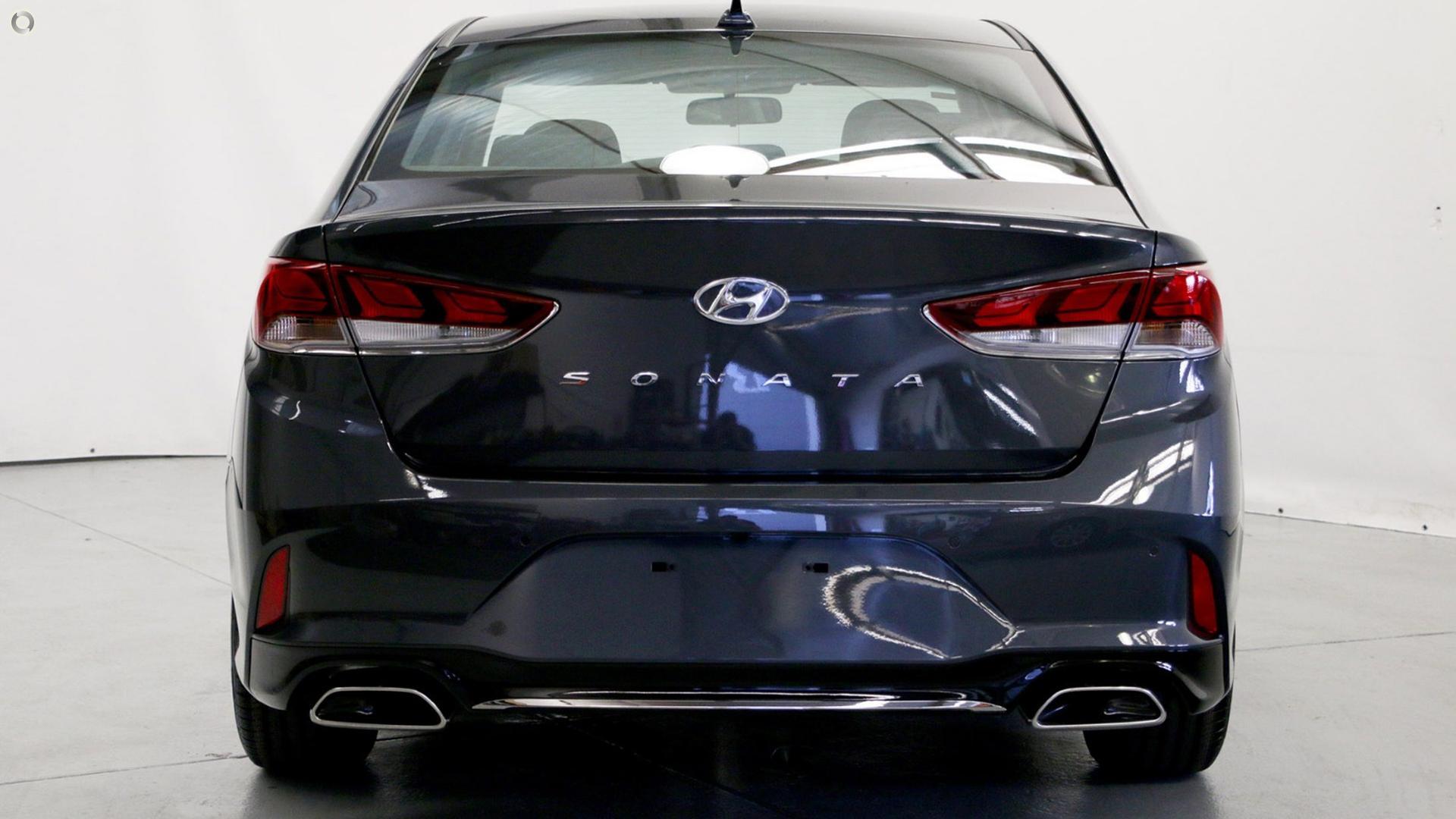2018 Hyundai Sonata Active LF4