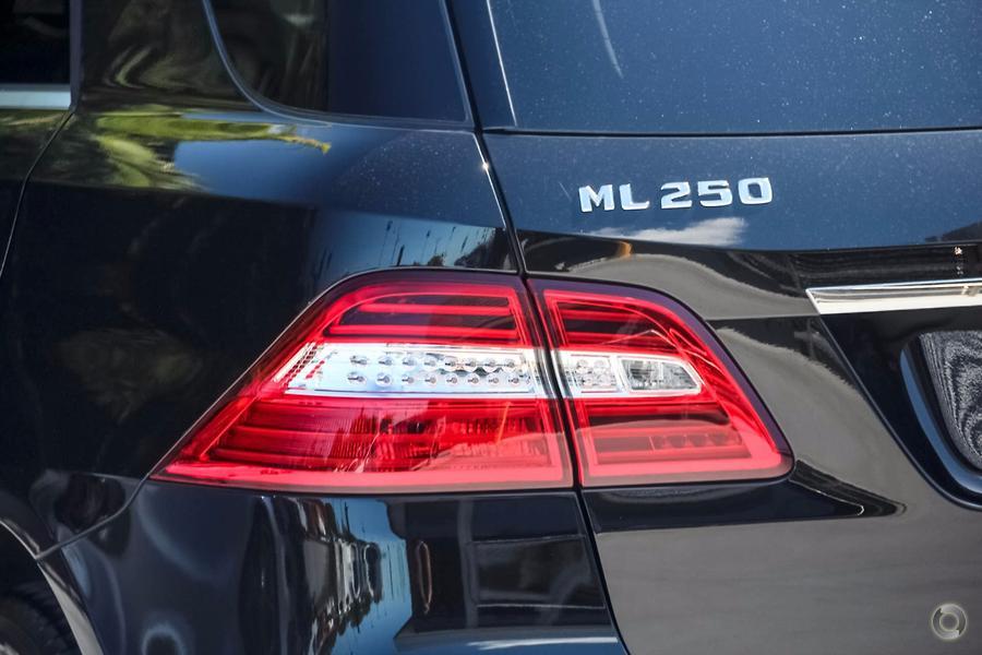 2012 Mercedes-Benz ML 250 Wagon