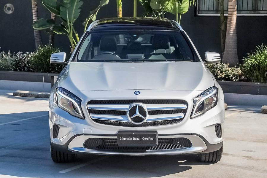 2016 Mercedes-Benz GLA 200 Wagon