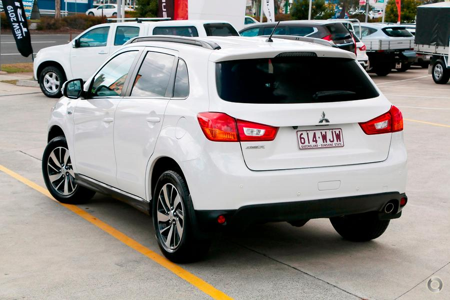 2014 Mitsubishi Asx LS XB