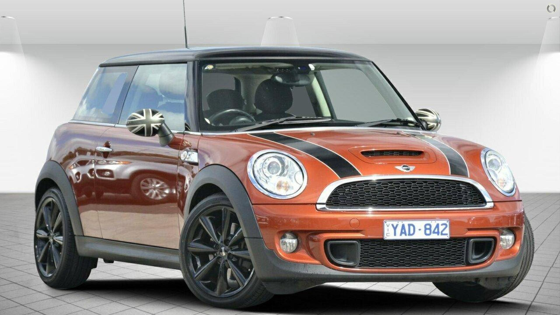 Mini Hatch Cooper S R