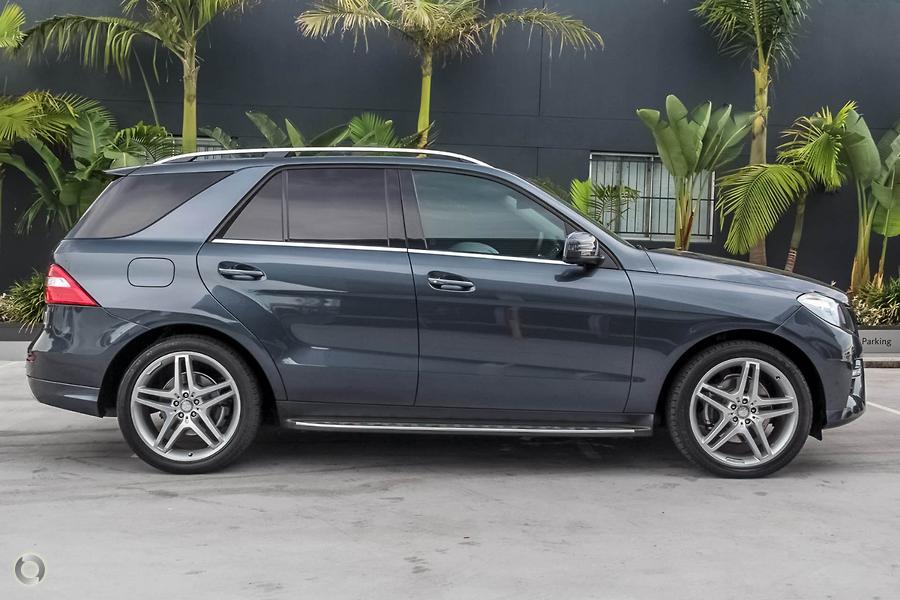 2015 Mercedes-Benz ML 250 Wagon