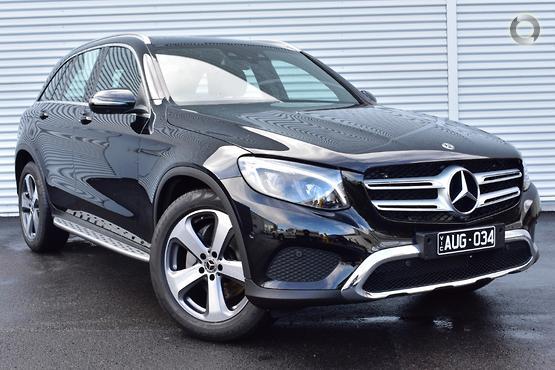 2017 Mercedes-benz Glc220 X253