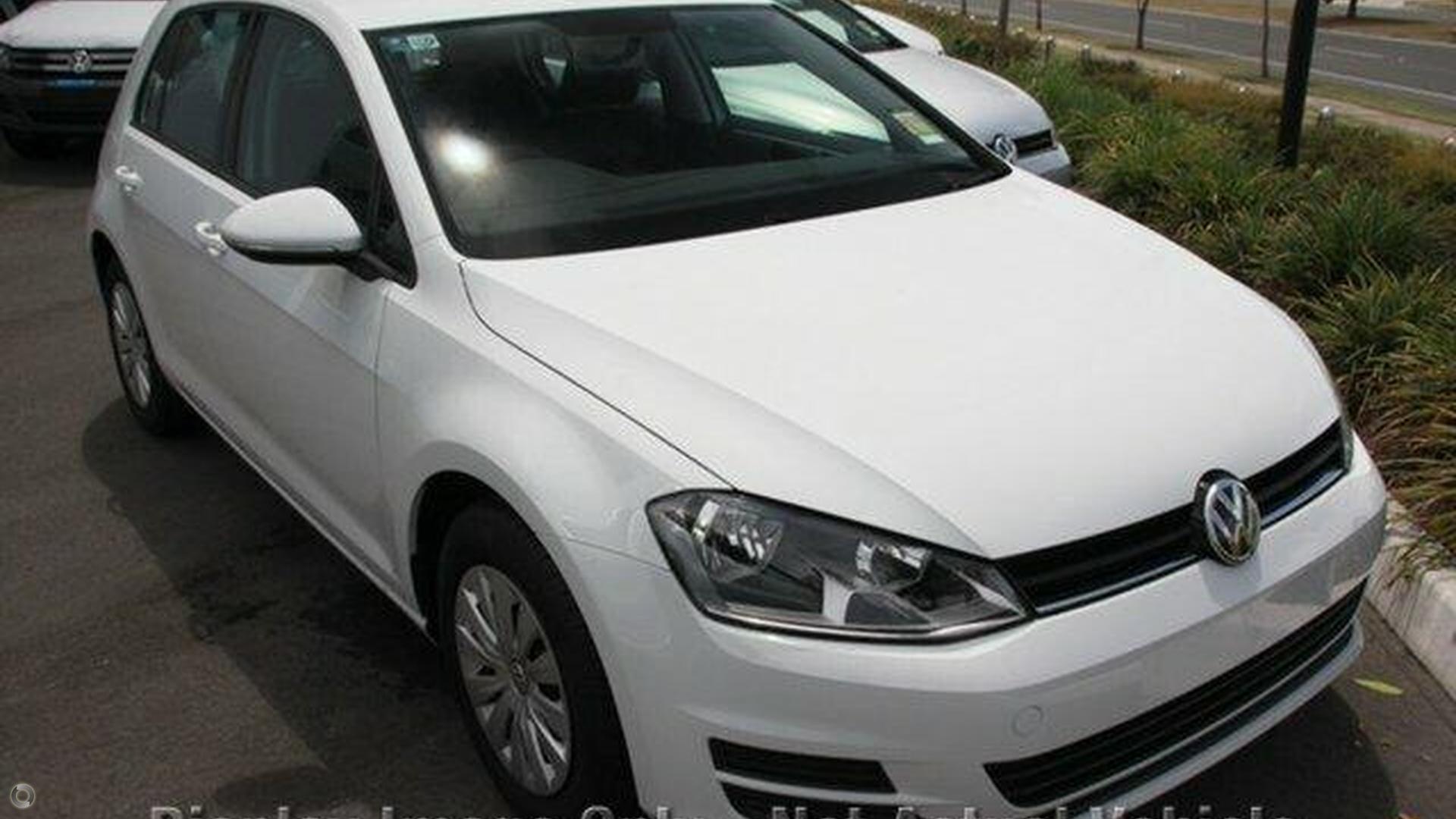 2016 Volkswagen Golf 7