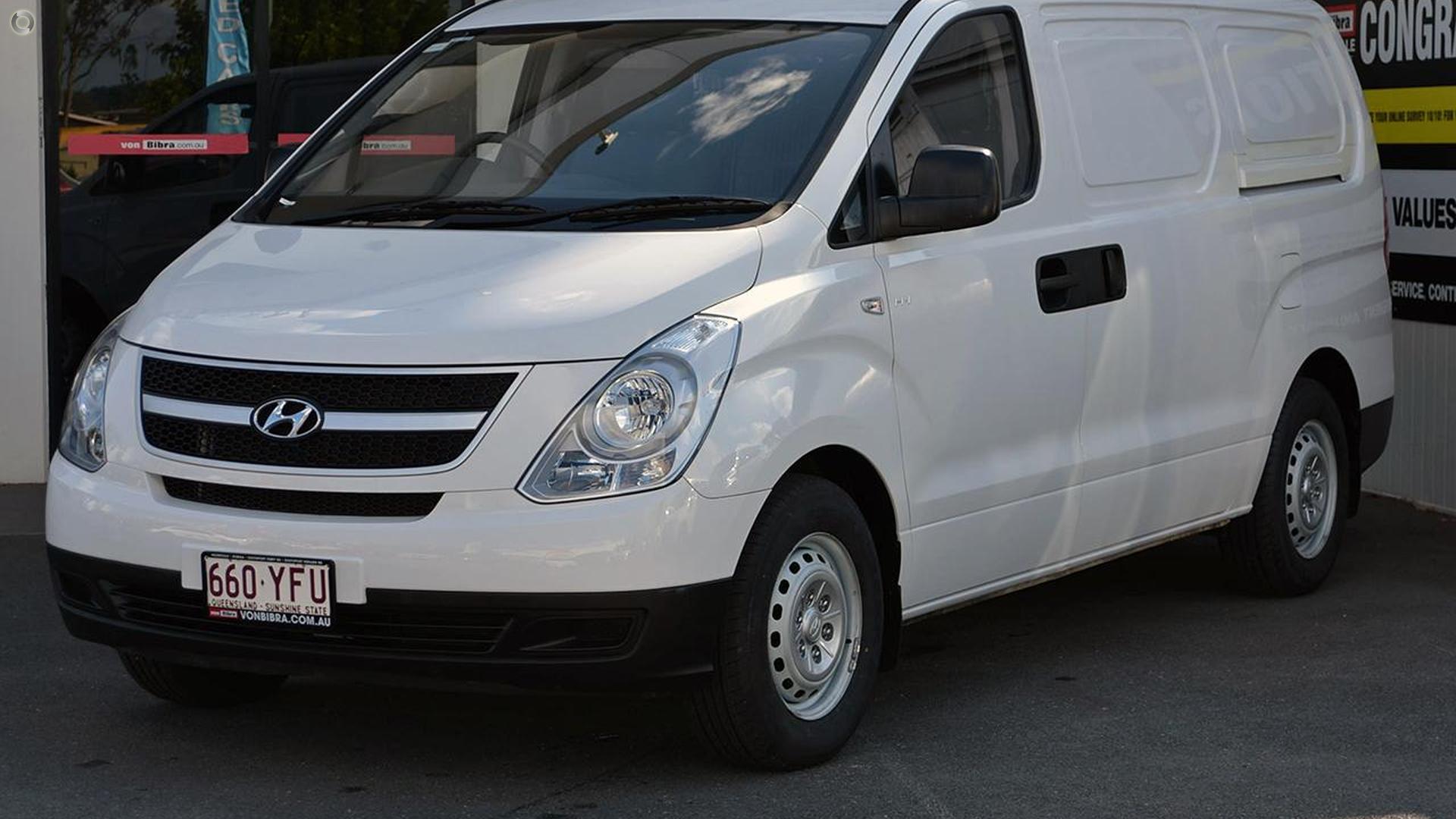 2015 Hyundai Iload  TQ-V