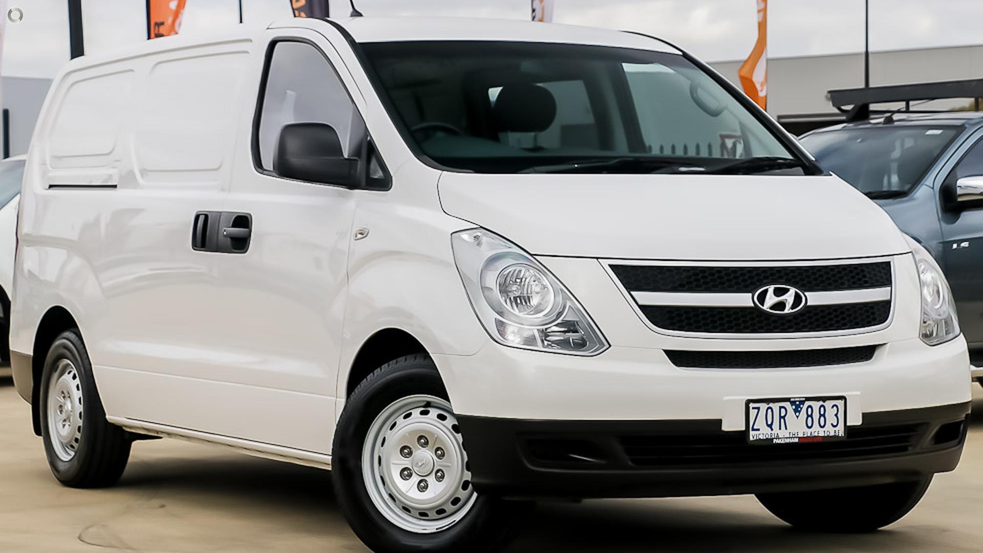 2013 Hyundai Iload  TQ2-V