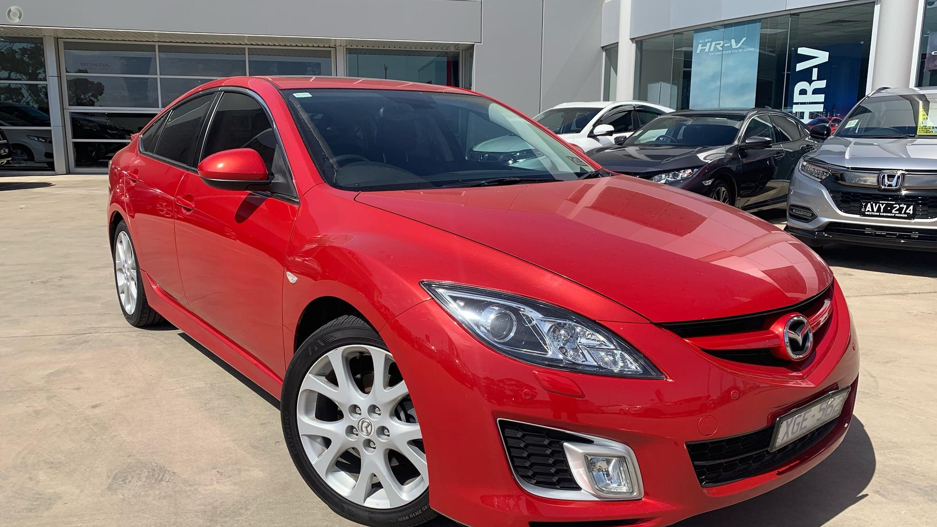 2009 Mazda 6 Luxury GH Series 1