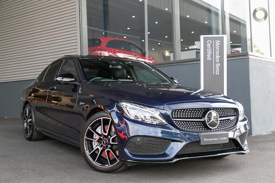 2017 Mercedes-Benz <br>C 43