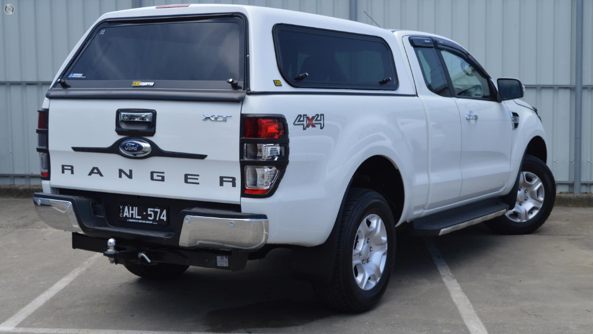 2015 Ford Ranger XLT PX MkII