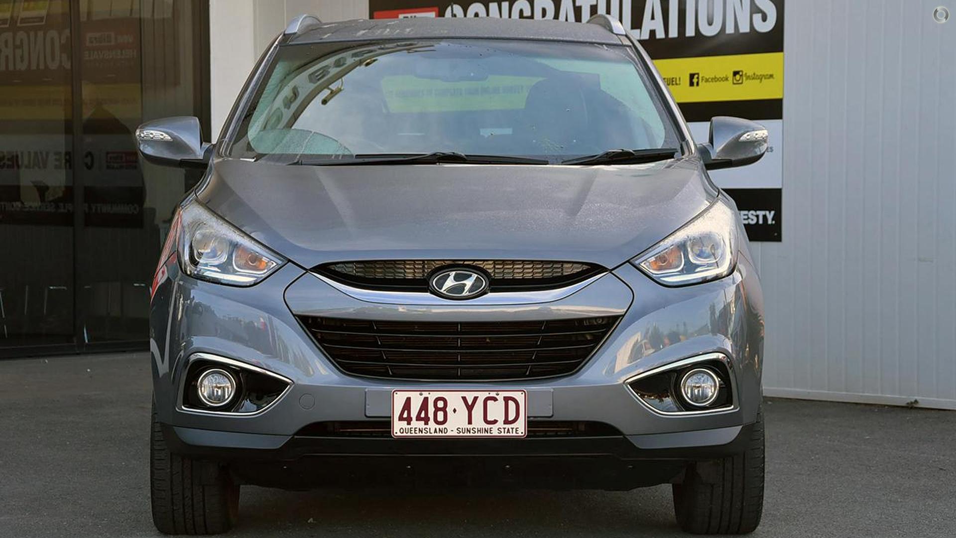 2014 Hyundai Ix35 Trophy Series II