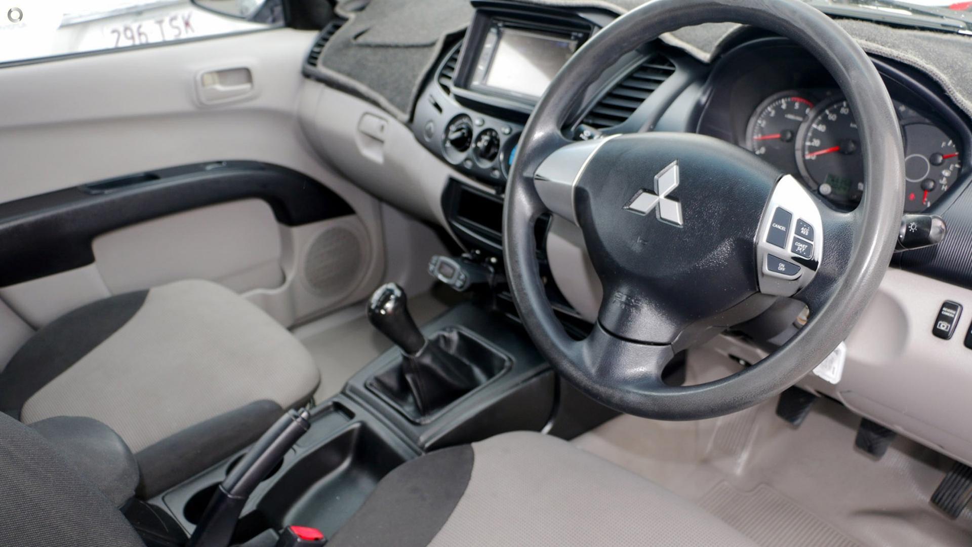 2012 Mitsubishi Triton GLX MN