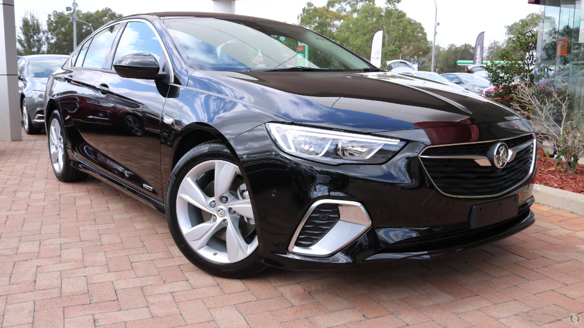 2017 Holden Commodore Rs-v