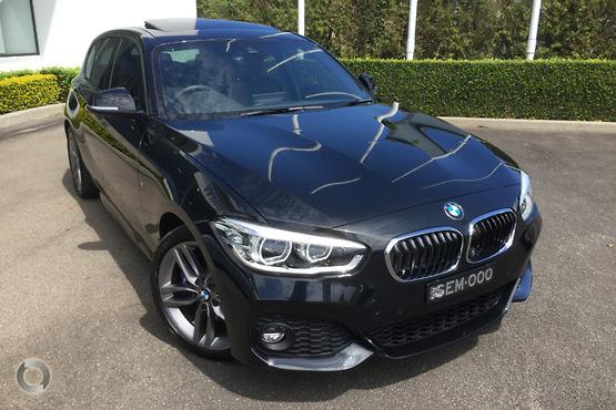 2017 BMW 125 i M Sport