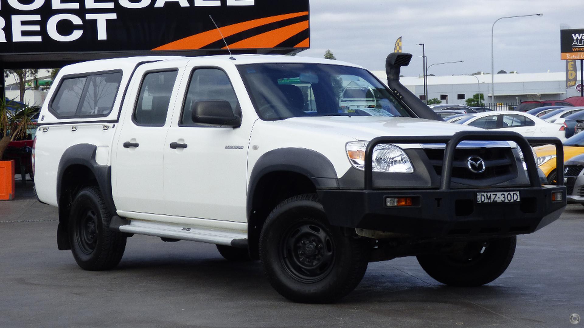 2008 Mazda Bt-50 UN