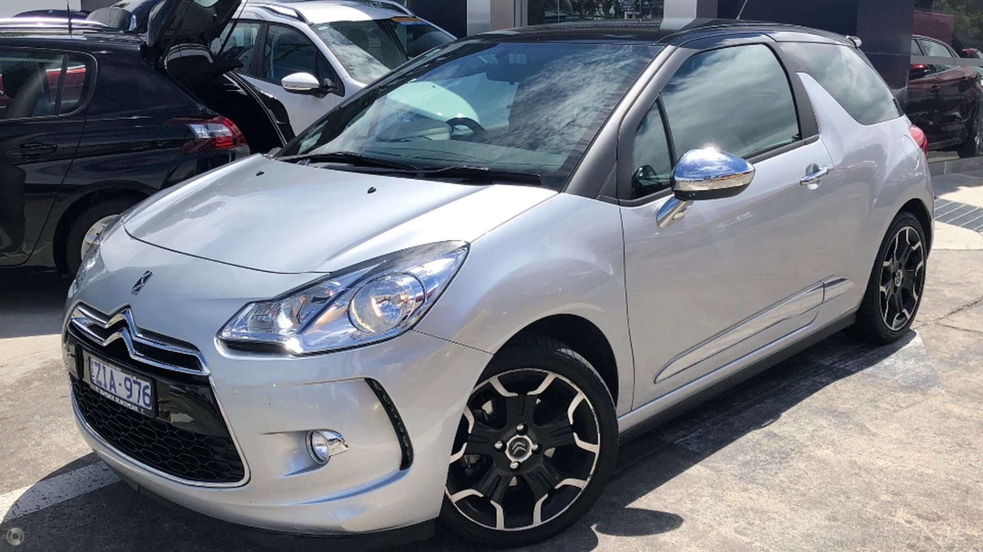 2012 Citroen Ds3 DSport MY12