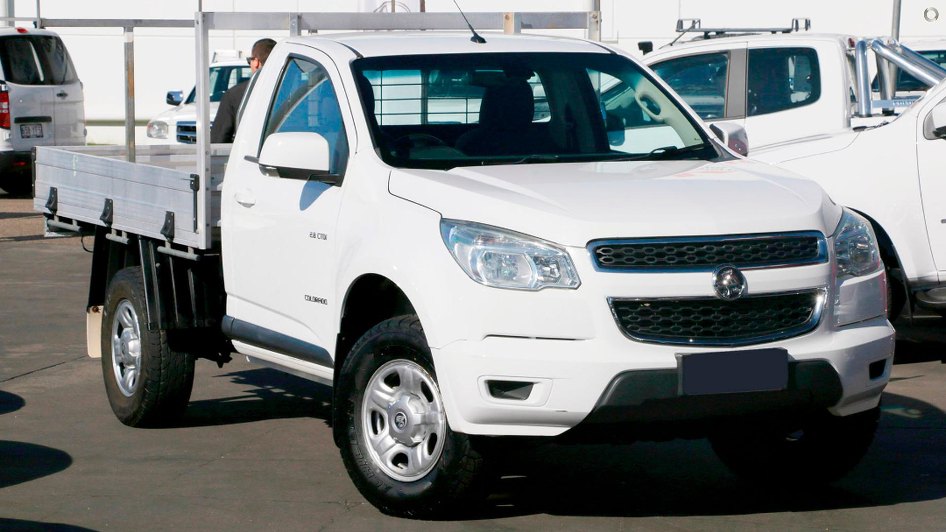 2014 Holden Colorado Lx