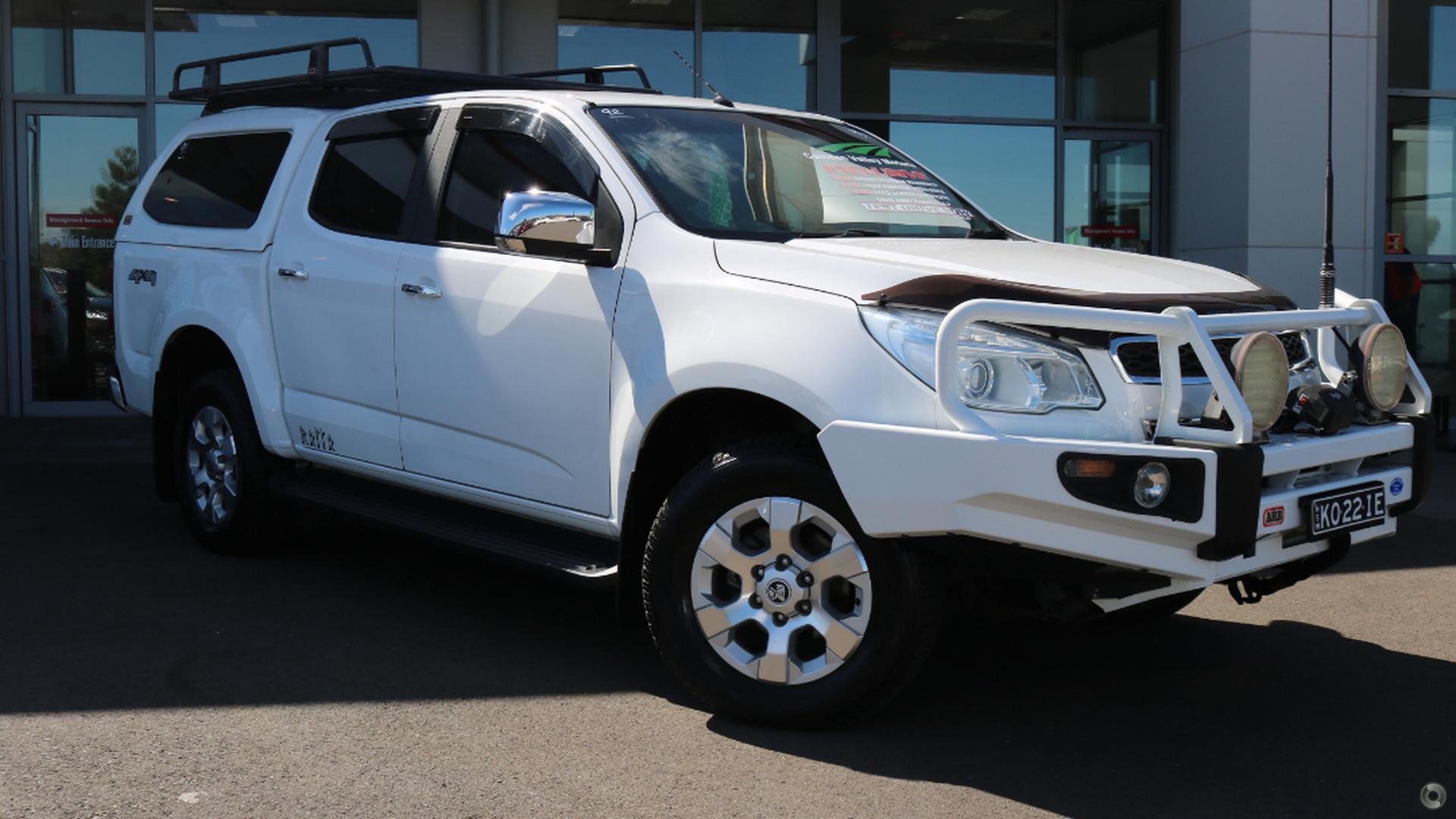 2014 Holden Colorado Ltz